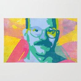 Neon Tobias Funke Rug