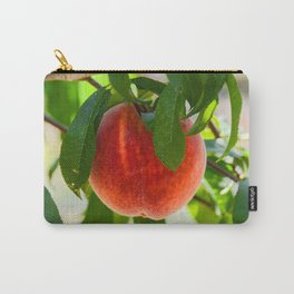 The Peach Carry-All Pouch