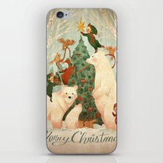 Christmas Card 2014 iPhone & iPod Skin
