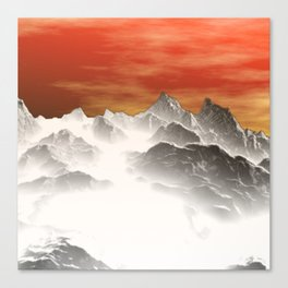 Winter Dream 04 Canvas Print