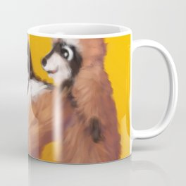 Raccoon Series: Lil' Pup Coffee Mug