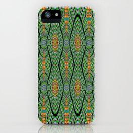 Greenrhythm, 2300v iPhone Case
