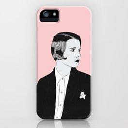Perfect Gent iPhone Case