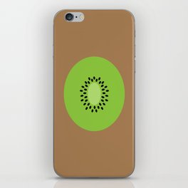 #3 Kiwi Fruit iPhone Skin