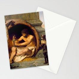 Jean-Léon Gérôme Diogenes - Philosophy Stationery Cards