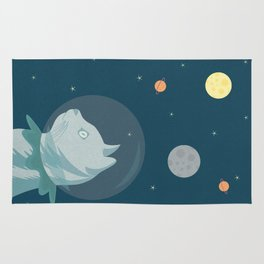 Dreaming about Space Rug