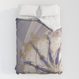Suprasoriferous In The Raw Flowers  ID:16165-143630-08961 Comforters