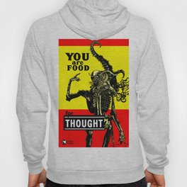 FOOD FOR THOUGHT - GMB CHOMICHUK Hoody