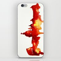 rome iPhone & iPod Skins featuring Rome by Talula Christian
