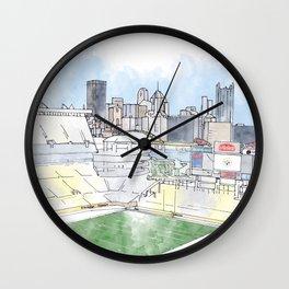 Heinz Field Wall Clock