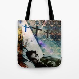Teresa of Ávila-L'Angelo Vendicatore Tote Bag