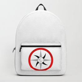 Eric Val Full Symbol Backpack