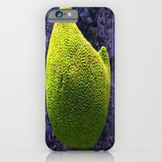 Lime green sea creature Slim Case iPhone 6s