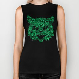 Kitty Witches Biker Tank