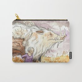 Old Heroes Carry-All Pouch