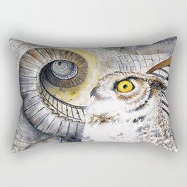 Ocular Labyrinth Rectangular Pillow