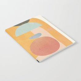 Modern Abstract Art 70 Notebook