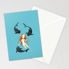 Underwater 2 Stationery Cards
