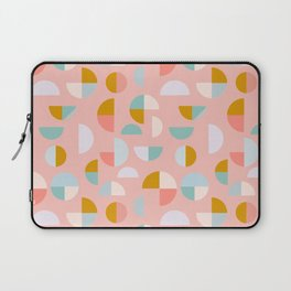 Playful Geometry Laptop Sleeve