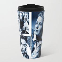 Ingrid - Ladies and Gentlemen, Ingrid Bergman Travel Mug