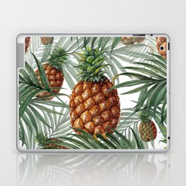 King Pineapple Laptop & iPad Skin