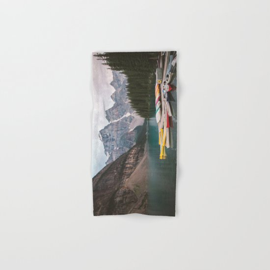Lake Moraine Hand & Bath Towel