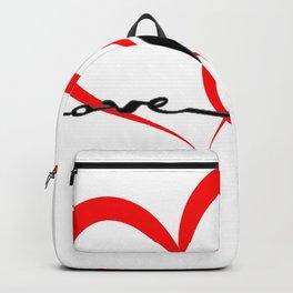 love bird Backpack