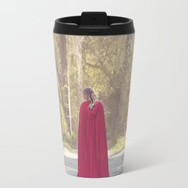 No Lie in Her Fire Travel Mug