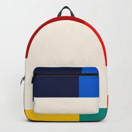 Mid Century Modern Vintage 19 Backpack