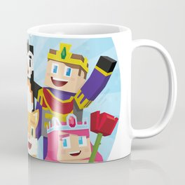 Stampy and his friends Coffee Mug