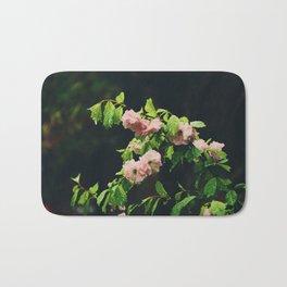 Wet Blossoms Bath Mat