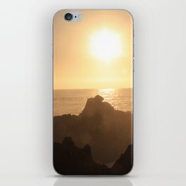 Sunset at Gordons Bay, South Africa iPhone Skin