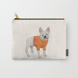 Petunia the dog Carry-All Pouch