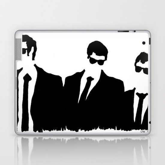 Dogs Laptop & iPad Skin