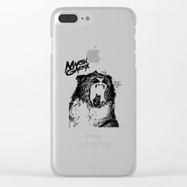 Animals- Martin Garrix Clear iPhone Case