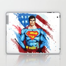 Man of Steel Laptop & iPad Skin