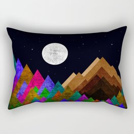Fabulous Night Rectangular Pillow
