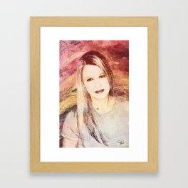 SHE II Framed Art Print