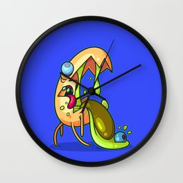 Ain't Over Easy Wall Clock