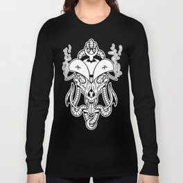 Sigil of the Wolf Captain Long Sleeve T-shirt