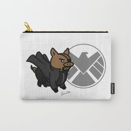 Pig Fury Carry-All Pouch
