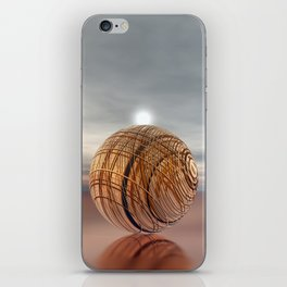 COPPER iPhone Skin