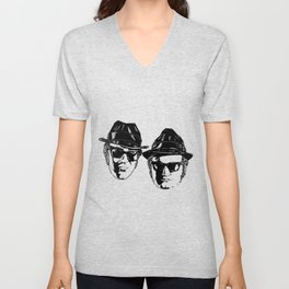 The Blues Brothers - Can You See The Light? Unisex V-Neck