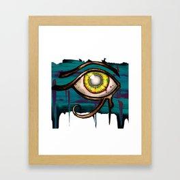 Nun Framed Art Print