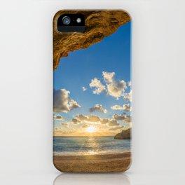 Porto Katsiki beach iPhone Case