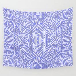 Radiate (Periwinkle) Wall Tapestry