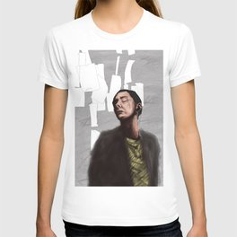por la ciudad T-shirt