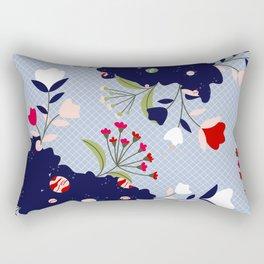 Natural Space Print Rectangular Pillow