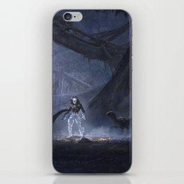 Predators iPhone Skin