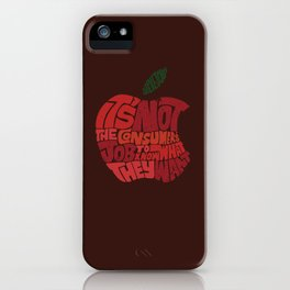 Steve Jobs on Consumers iPhone Case
